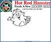Draw a new race car for Hot Rod Hamster